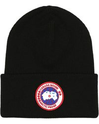 Canada Goose Bonnet noir Arctic Disc