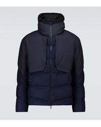 Sease Vampire Technical Jacket - Blue