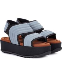 Marni - Platform Sandals - Lyst