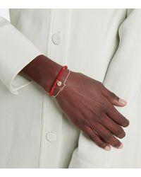 Sydney Evan Love 14kt Gold Bracelet - Metallic