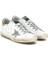Golden Goose Deluxe Brand - Exklusiv bei Mytheresa – Sneakers Superstar - Lyst