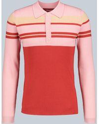 Sies Marjan Cortez Merino Wool Sweater - Red