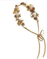 Jennifer Behr - Rosalie Floral Headband - Lyst