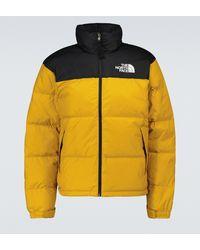 The North Face Jacke 1996 Retro Nuptse - Gelb