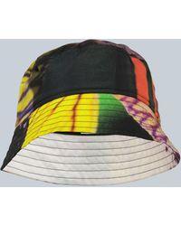 Dries Van Noten Printed Bucket Hat - Multicolor