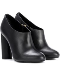 Tom Ford Leather ankle boots - Negro