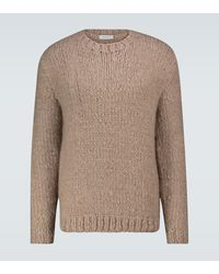 Gabriela Hearst Lawrence Knitted Jumper - Brown