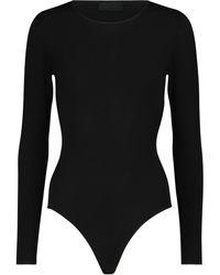WARDROBE.NYC Release 03 Bodysuit - Black