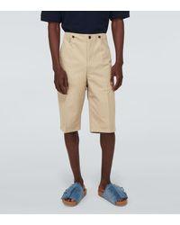 Visvim Pantalones cortos Jumbo Pastoral - Neutro
