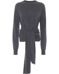 JW Anderson Merino Wool Sweater - Gray