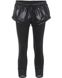 adidas By Stella McCartney - Leggings Performance Essentials Shorts over Tight - Lyst