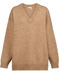 See By Chloé - Pullover in misto lana - Lyst