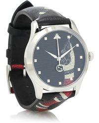 Gucci Le Marché Des Merveilles Watch - Black