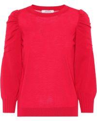Dorothee Schumacher - Tender Transit Virgin Wool Sweater - Lyst