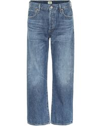 Citizens of Humanity - Jeans straight Emery - Lyst