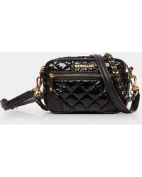 MZ Wallace - Mini Crosby Quilted Crossbody Bag - Lyst