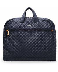MZ Wallace - Garment Bag | Dawn Quilted Oxford Nylon - Lyst