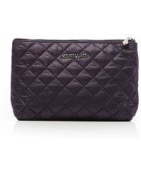 MZ Wallace - Savoy Flat Pouch Cosmetic - Lyst