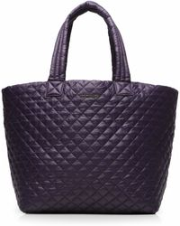 MZ Wallace - Quilted Large Metro Tote - Lyst
