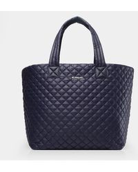 MZ Wallace - Quilted Dawn Large Metro Tote - Lyst