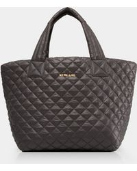 MZ Wallace - Quilted Magnet Small Metro Tote - Lyst