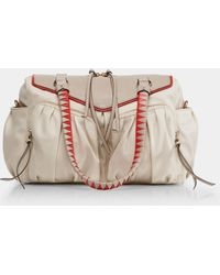MZ Wallace - Thompson Satchel - Lyst