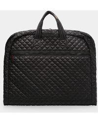 MZ Wallace Michael Garment Bag - Black