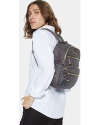 MZ Wallace - Quilted Small Crosby Backpack - Lyst