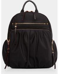 MZ Wallace - Black Bedford Belle Backpack - Lyst