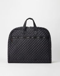 MZ Wallace Michael Garment Bag - Black