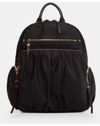 MZ Wallace - Black Belle Backpack - Lyst
