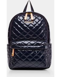 MZ Wallace Small Metro Backpack - Blue