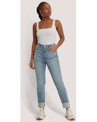 NA-KD Jeans - Blau