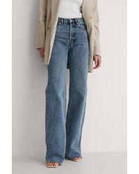 Mango Ariadna Jeans - Blau