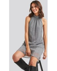 Rut&Circle Kary Dress - Mettallic