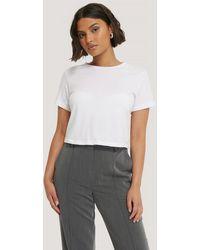 Trendyol Lot De 3 Tee-Shirts - Blanc