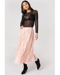 Rut&Circle - Stina Skirt - Lyst