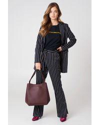 Filippa K - Shelby Bucket Leather Bag - Lyst