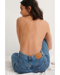 Levi's - High Loose Taper Jeans - Lyst