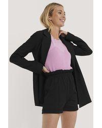 Trendyol Pocket Detail Bermuda Shorts - Zwart