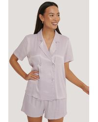 Trendyol Pyjamaset Met Losse Pasvorm - Meerkleurig