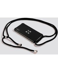 NA-KD Rope Band Phone Case Black