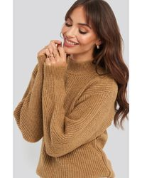 Trendyol Silvery Knitted Sweater - Mehrfarbig