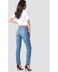 Levi's - 501 Skinny Jeans Nice As Pie - Lyst