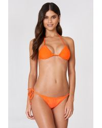 Boohoo - Athens Mix And Match Tie Side Brief - Lyst