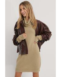 Rut&Circle Langer Pullover - Natur