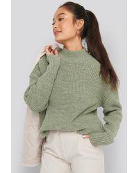 NA-KD - Stitch Detail Sweater - Lyst