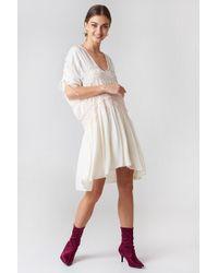 Free People - Love Of The Run Midi Dress - Lyst