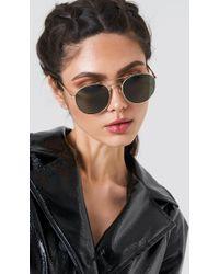 Le Specs - Revolution Gold/khaki - Lyst
