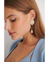 NA-KD Accessories Asymétriques Boucles D'oreilles - Multicolore